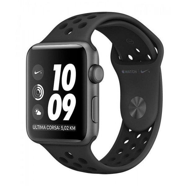 Comprare Apple Watch Nike+ Series 3 GPS 42MM Grey cod. MQL42QL/A