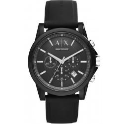 Orologio Armani Exchange Uomo Outerbanks Cronografo AX1326