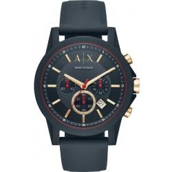 Orologio Armani Exchange Uomo Outerbanks Cronografo AX1335