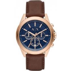 Comprare Orologio Armani Exchange Uomo Drexler Cronografo AX2626