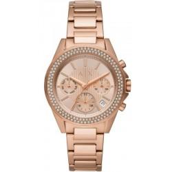 Comprare Orologio Armani Exchange Donna Lady Drexler Cronografo AX5652