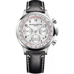 Comprare Orologio Baume & Mercier Uomo Capeland 10005 Cronografo Automatico