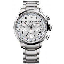 Comprare Orologio Baume & Mercier Uomo Capeland 10064 Cronografo Automatico