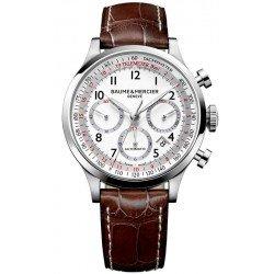 Comprare Orologio Baume & Mercier Uomo Capeland 10082 Cronografo Automatico