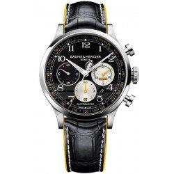 Comprare Orologio Baume & Mercier Uomo Capeland Shelby Cobra Automatic Chronograph 10282