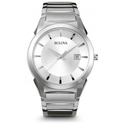 Orologio Bulova Uomo Dress 96B015 Quartz