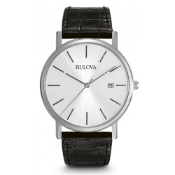 Orologio Bulova Uomo Dress 96B104 Quartz