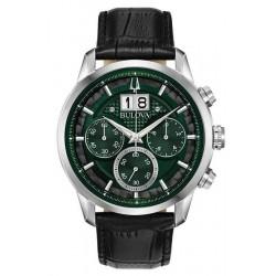 Orologio Bulova Uomo Sutton Classic Cronografo Quartz 96B310