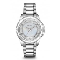 Orologio Bulova Donna Diamonds 96S144 Quartz