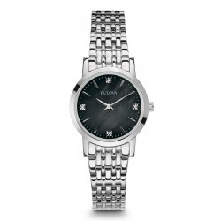 Orologio Bulova Donna Diamonds 96S148 Quartz