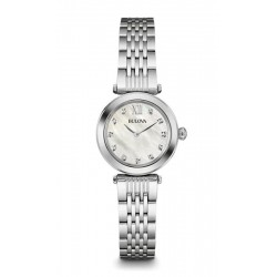 Orologio Bulova Donna Diamonds 96S167 Quartz