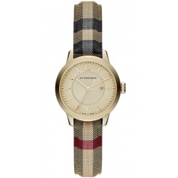 Orologio Donna Burberry The Classic Round BU10104