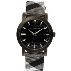 Orologio Uomo Burberry The City Nova Check BU1377