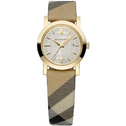 Comprare Orologio Donna Burberry The City Nova Check BU1399