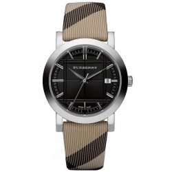 Comprare Orologio Uomo Burberry The City Nova Check BU1772
