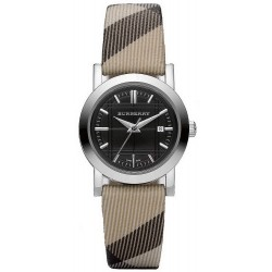 Comprare Orologio Donna Burberry The City Nova Check BU1773