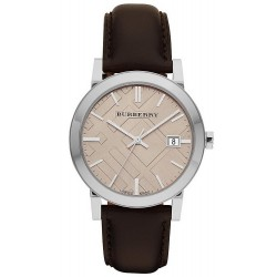 Orologio Uomo Burberry The City BU9011