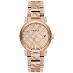 Orologio Donna Burberry The City BU9039