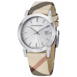 Orologio Donna Burberry The City Nova Check BU9113