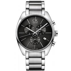 Comprare Orologio Uomo Calvin Klein Exchange K2F27161 Cronografo