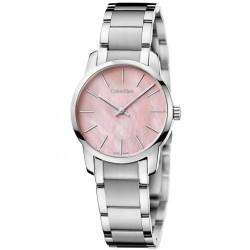 Comprare Orologio Donna Calvin Klein City K2G2314E