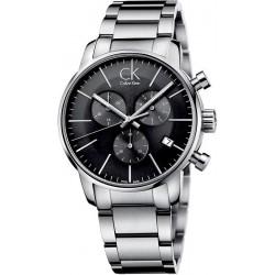 Orologio Uomo Calvin Klein City K2G27143 Cronografo