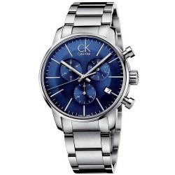 Orologio Uomo Calvin Klein City K2G2714N Cronografo