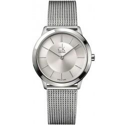 Comprare Orologio Donna Calvin Klein Minimal K3M22126
