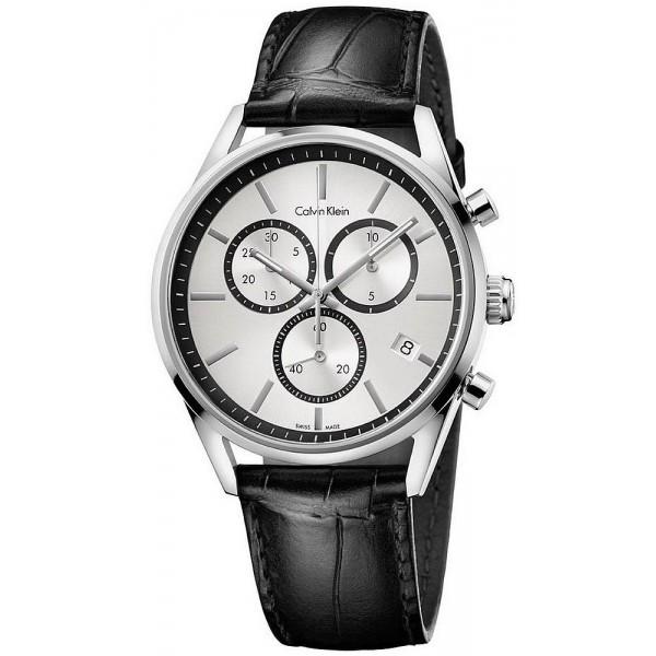 Comprare Orologio Uomo Calvin Klein Formality K4M271C6 Cronografo