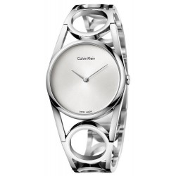 Comprare Orologio Donna Calvin Klein Round K5U2M146