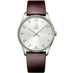 Comprare Orologio Uomo Calvin Klein New Classic K4D211G6