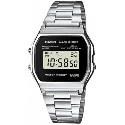 Orologio Unisex Casio Collection A158WEA-1EF