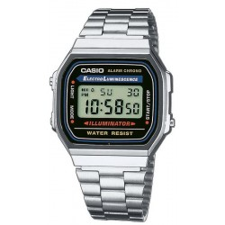 Orologio Unisex Casio Collection A168WA-1YES