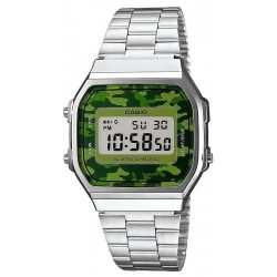 Orologio Unisex Casio Collection A168WEC-3EF