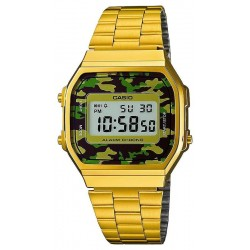Orologio Unisex Casio Collection A168WEGC-3EF