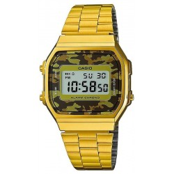 Orologio Unisex Casio Collection A168WEGC-5EF