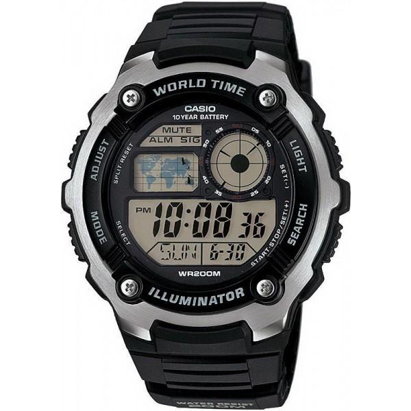 Comprare Orologio da Uomo Casio Collection AE-2100W-1AVEF Multifunzione Digitale