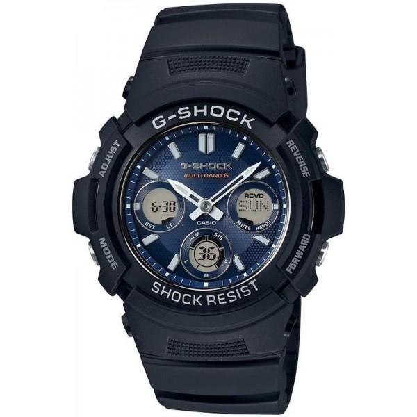 Comprare Orologio da Uomo Casio G-Shock AWG-M100SB-2AER