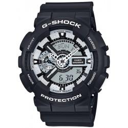 Orologio da Uomo Casio G-Shock GA-110BW-1AER Multifunzione Ana-Digi