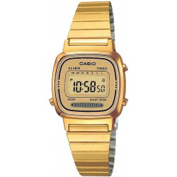 Comprare Orologio da Donna Casio Collection LA670WEGA-9EF Multifunzione Digitale