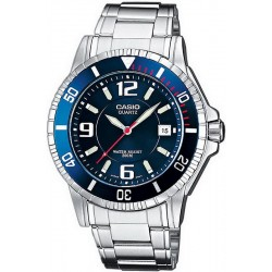 Orologio da Uomo Casio Collection MTD-1053D-2AVES