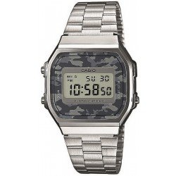 Orologio Unisex Casio Collection A168WEC-1EF