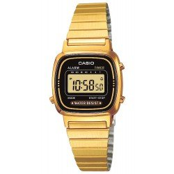 Comprare Orologio da Donna Casio Collection LA670WEGA-1EF Multifunzione Digitale