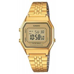 Comprare Orologio da Donna Casio Collection LA680WEGA-9ER Multifunzione Digitale