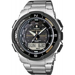 Orologio da Uomo Casio Collection SGW-500HD-1BVER Multifunzione Ana-Digi
