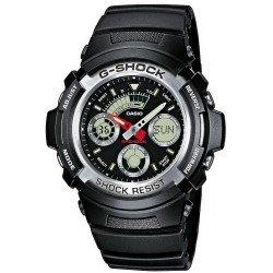 Orologio da Uomo Casio G-Shock AW-590-1AER Multifunzione Ana-Digi
