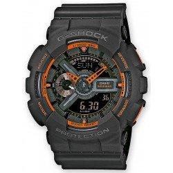 Orologio da Uomo Casio G-Shock GA-110TS-1A4ER Multifunzione Ana-Digi