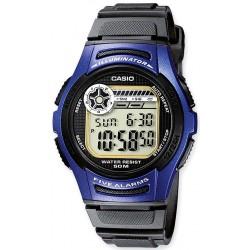 Orologio da Uomo Casio Collection W-213-2AVES Multifunzione Digitale