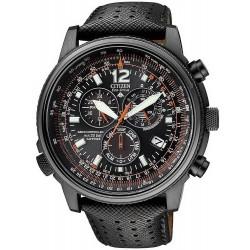 Orologio da Uomo Citizen Radiocontrollato Crono Pilot AS4025-08E