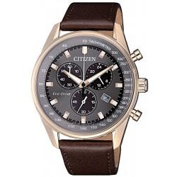 Orologio da Uomo Citizen Crono Eco-Drive AT2393-17H